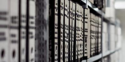 Een archivaris